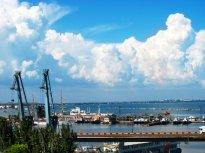 port, załadunek, transport
